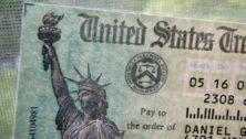 IRS check UC check