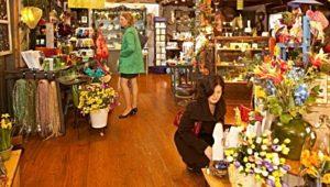 Women shopping in a store