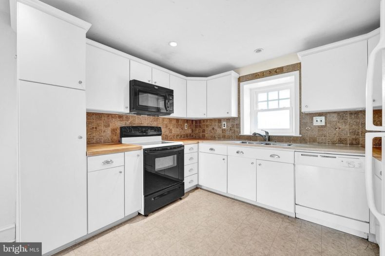 kitchen in ardmore house of the week