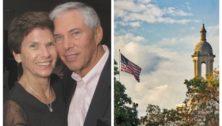 penn state couple Roz and Gene Chaiken 2021