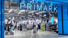 Primark store entrance.