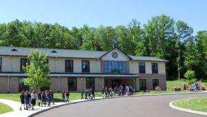 Saint Mary Catholic School in Schwenksville.