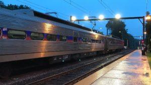 Septa Norristown Regional Rail.