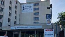 Pottstown Hospital entrance
