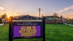 college campus west chester