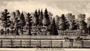 Anna Holstein house