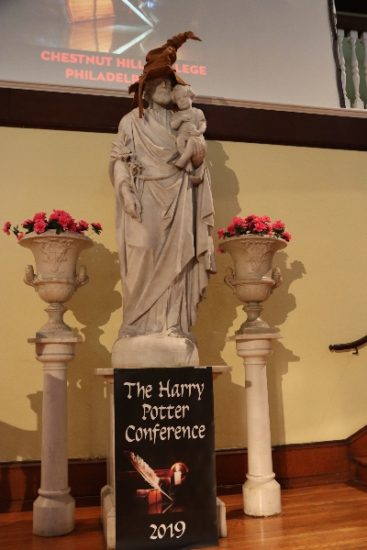 The annual Harry Potter conference, inspired by the book and film series, will welcome guests and speakers from around the world.