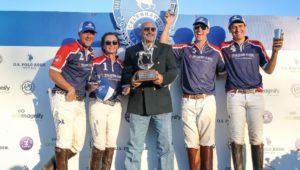 charity polo match winners