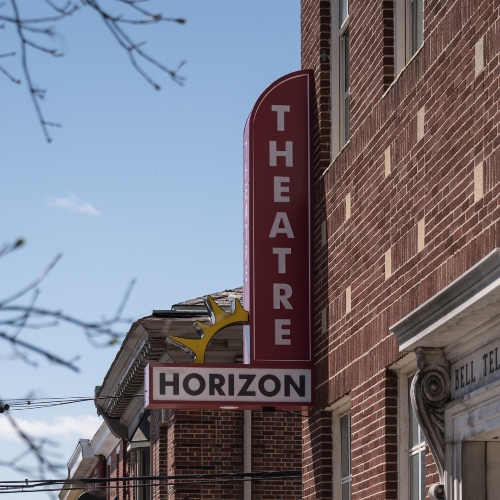 Theatre Horizon Our Norristown show.