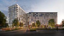 400 West Elm building
