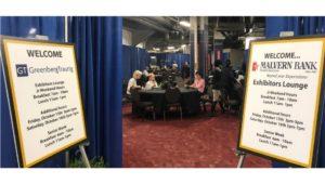 exhibitors lounge