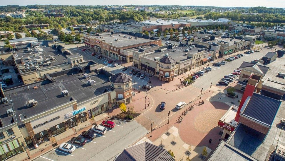 Providence Town Center in Collegeville.